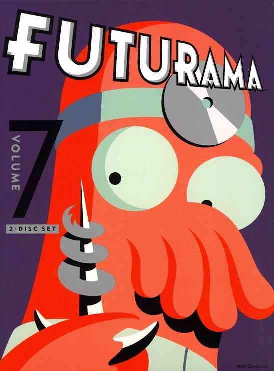 FUTURAMA:VOL 7 BY FUTURAMA (DVD)