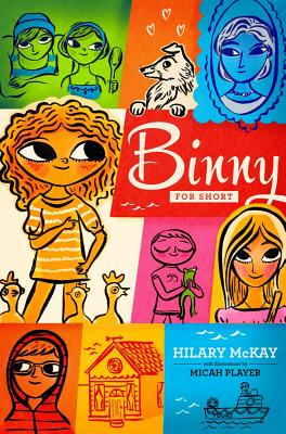Binny for Short By McKay, Hilary/ Player, Micah (ILT)